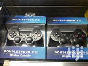 Doubleshock Ps3 Wireless Controller Pad | Video Game Consoles for sale in Nairobi, Nairobi Central