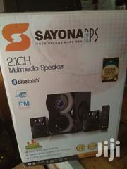 Sayona 2.1 Ch Subwoofer 7000W PMPO – USB/FM AC/DC | Audio & Music Equipment for sale in Nairobi, Nairobi Central