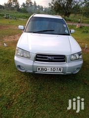 Subaru Forester 2004 White | Cars for sale in Kisumu, Central Kisumu
