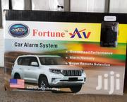 Fortune Car Alarm With Cutoff, Free Installation Within Nairobi   Vehicle Parts & Accessories for sale in Nairobi, Zimmerman