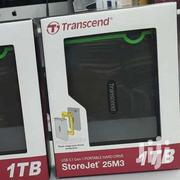 1TB External Transcend Hard Disk | Computer Accessories  for sale in Nairobi, Nairobi Central