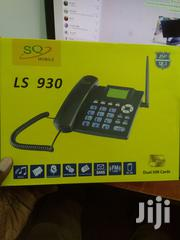 Fixed Wireless Dual Sim Landline Desktop Phone | Home Appliances for sale in Nairobi, Nairobi Central