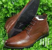 Italian Genuine Leather Ankle Boots | Shoes for sale in Nairobi, Nairobi Central