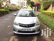 Toyota Fielder 2012 Gray | Cars for sale in Kilifi, Watamu
