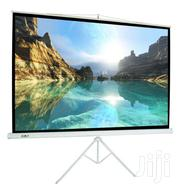 TRIPOD 150 BY 150 PROJECTOR SCREEN. | TV & DVD Equipment for sale in Nairobi, Nairobi Central