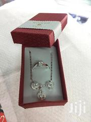 Ladies Silver Set(Chain,Ring,Pendant & Earings | Jewelry for sale in Nairobi, Nairobi Central