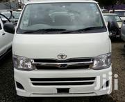 Toyota HiAce 2012 White | Buses & Microbuses for sale in Nairobi, Roysambu