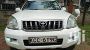 Toyota Land Cruiser Prado 2008 White | Cars for sale in Nairobi, Ngara