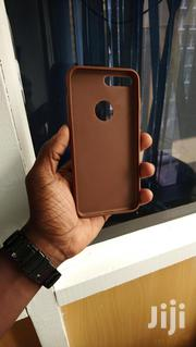 Original Leather Cover Case For iPhone 7 Plus Brand New | Accessories for Mobile Phones & Tablets for sale in Nairobi, Nairobi Central