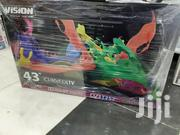 43 Inch Vision Smart Curved Full HD Android TV   TV & DVD Equipment for sale in Nairobi, Nairobi Central