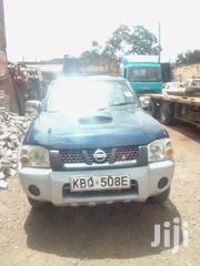 Nissan Hardbody 2004 Blue | Cars for sale in Nairobi, Ngara