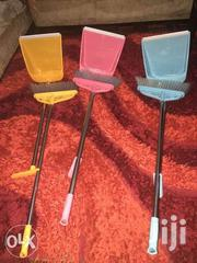 Broom With Dustpan Long Handles | Home Accessories for sale in Nairobi, Woodley/Kenyatta Golf Course
