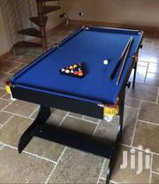 6ft Modern Look Blue Foldable Pool Table | Sports Equipment for sale in Nairobi, Nairobi Central