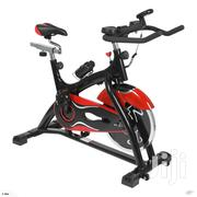 Heavy Duty Gym Flywheel Spin Exercise Bike | Sports Equipment for sale in Nairobi, Ngara