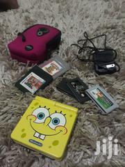 Gameboy Advance Sp (Spongebob LTD Edition ) With 6 Original Cartridges | Video Game Consoles for sale in Mombasa, Mkomani