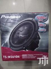 Pioneer Subwoofer TS-W261D4 New And Available | Vehicle Parts & Accessories for sale in Nairobi, Nairobi Central