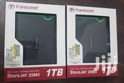 1 Tb Transcend Hrad Drive Brand New Sealed With Warranty   Laptops & Computers for sale in Nairobi, Nairobi Central