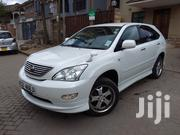 Toyota Harrier 2012 White | Cars for sale in Nairobi, Nairobi West
