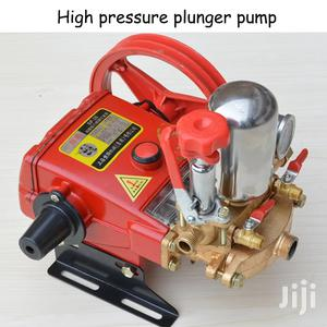 High Pressure Three Cylinders Pump Plunger Pump For Pesticide