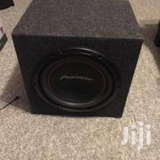 Pioneer Car Woofer | Audio & Music Equipment for sale in Mombasa, Mkomani