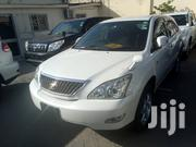 Toyota Harrier 2012 White | Cars for sale in Mombasa, Tononoka