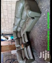 Reclining Leather Sofabed | Furniture for sale in Machakos, Athi River