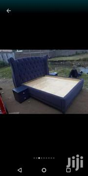 Classic Kings Size Beds With Two Side Stools | Furniture for sale in Nairobi, Nairobi Central