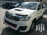 Toyota Hilux 2012 2.5 D-4D 4X4 SRX White | Cars for sale in Mombasa, Tudor