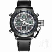 AMST Military Watches Dive 50M Leather Strap LED Watches Top Brand | Watches for sale in Nairobi, Nairobi Central