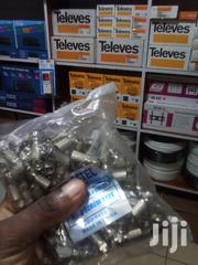 Coaxial F Connectors | TV & DVD Equipment for sale in Nairobi, Nairobi Central