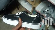 Black and White Vans | Shoes for sale in Nairobi, Nairobi Central