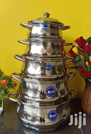 Stainless Pot Set | Kitchen & Dining for sale in Nairobi, Nairobi South