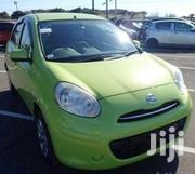 Nissan March 2012 Green | Cars for sale in Nairobi, Nairobi South