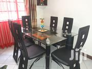 Glass 6-seater Dinning Table For Sale. Free Coffee Table. | Furniture for sale in Nairobi, Nairobi Central