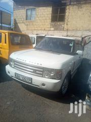 Land Rover Range Rover Vogue 2003 White | Cars for sale in Nairobi, Ngara