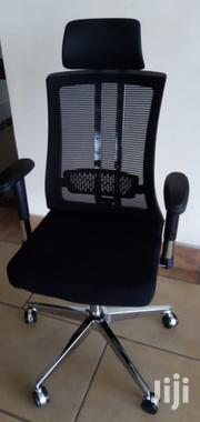 A.Executive Mesh Chairs Ksh. 14,500 With Recliner Adjustable Arms | Furniture for sale in Nairobi, Nairobi West