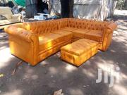 Chesterfield Leather Lsofas | Furniture for sale in Nairobi, Ziwani/Kariokor