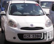 Nissan March 2011 White | Cars for sale in Nairobi, Nairobi Central