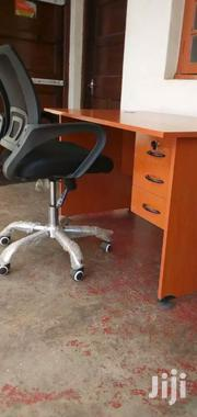 A.Cherry 1meter Desk+ Chair Ksh. 12,500 With Free Delivery | Furniture for sale in Nairobi, Nairobi West
