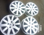15 Inches Original Rims For Peugout(Set) | Vehicle Parts & Accessories for sale in Nairobi, Nairobi Central