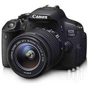 Canon EOS 700D Digital SLR Camera With 18-55mm Lens | Cameras, Video Cameras & Accessories for sale in Nairobi, Nairobi Central