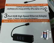 USB C Hub 3 Port and Gigabit Ethernet Adapter | Computer Accessories  for sale in Nairobi, Nairobi Central