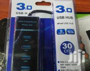USB 3.0 Hub To 4 Port Usb High Speed Port | Computer Accessories  for sale in Nairobi, Nairobi Central
