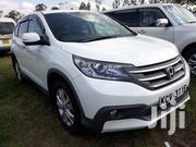 New Honda CR-V 2012 White | Cars for sale in Nairobi, Nairobi Central