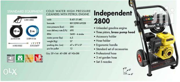 High Pressure Washer Fasa-italy, On Special Offer