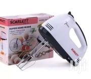 Scarlet Handmixer With 7 Speed,Free Delivery Cbd   Home Appliances for sale in Nairobi, Nairobi Central