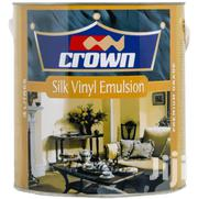 Crown Silk Vinyl Emulsion | Building Materials for sale in Nairobi, Nairobi Central