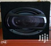 Pioneer 6 By 9 Oval Mid-range Speakers Pair In Cabinets | Vehicle Parts & Accessories for sale in Nairobi, Kahawa West