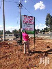 1/2 Are Plot In Elgon View.Eldoret | Land & Plots For Sale for sale in Uasin Gishu, Racecourse