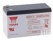 Maintenance Free UPS 12v7ah Battery | Electrical Equipments for sale in Nairobi, Nairobi Central